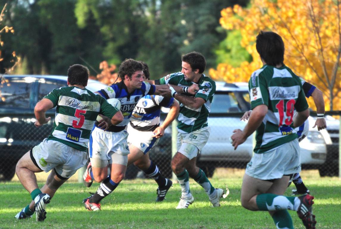 rugby trebol - polo - 06/05/2012 - andres franco