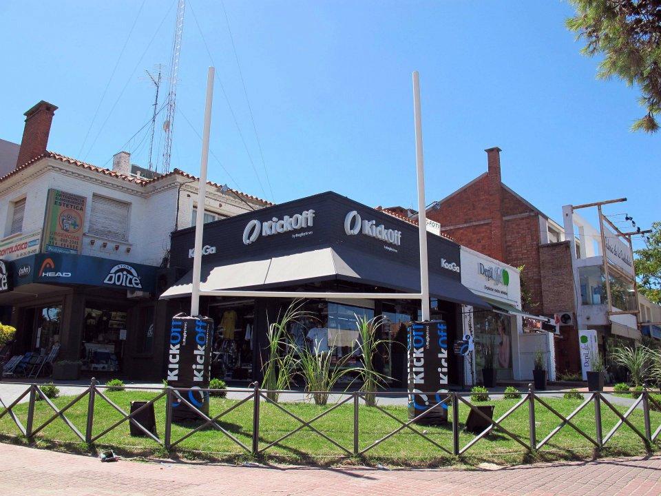 KickOff, la esquina del rugby, Arocena y Gabriel Otero