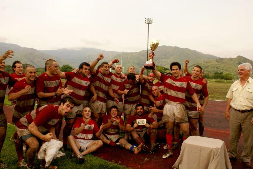 Paraguay campeón. Foto Prensa Consur