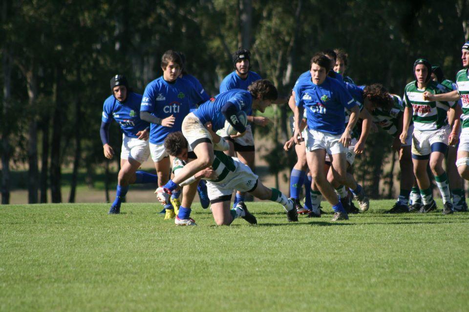 Foto Facebook Trébol Rugby