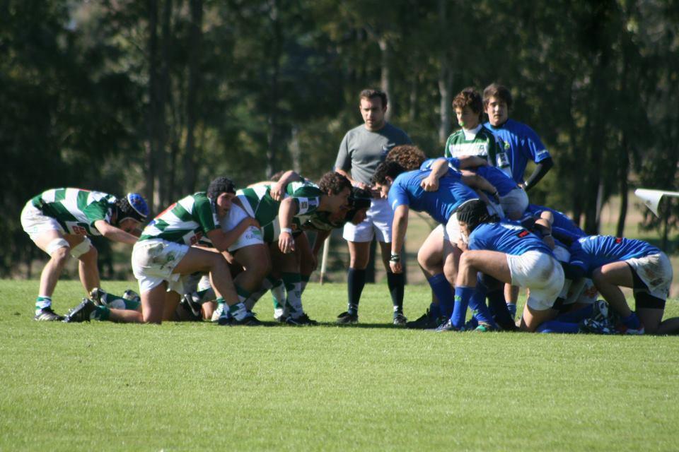 Foto Facebook Trebol Rugby