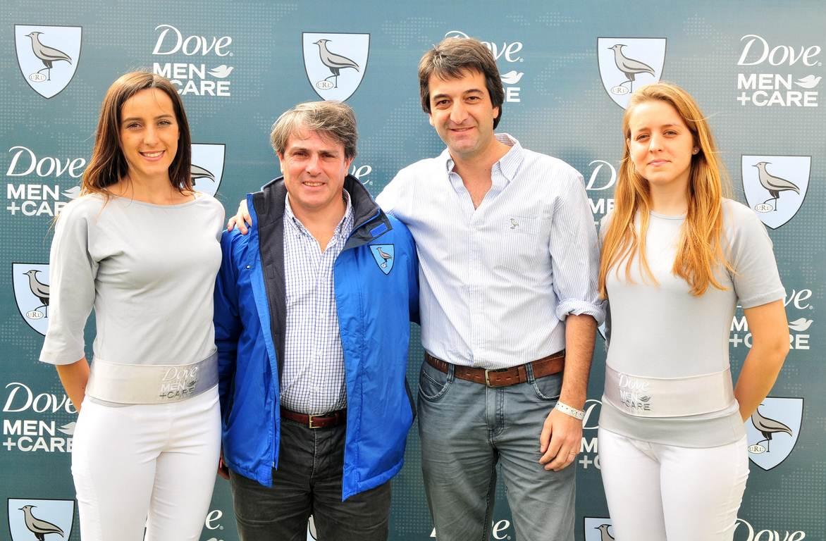 El manager del seleccionado Marcelo Pandolfi y el secretario de la URU, Pablo Ferrari