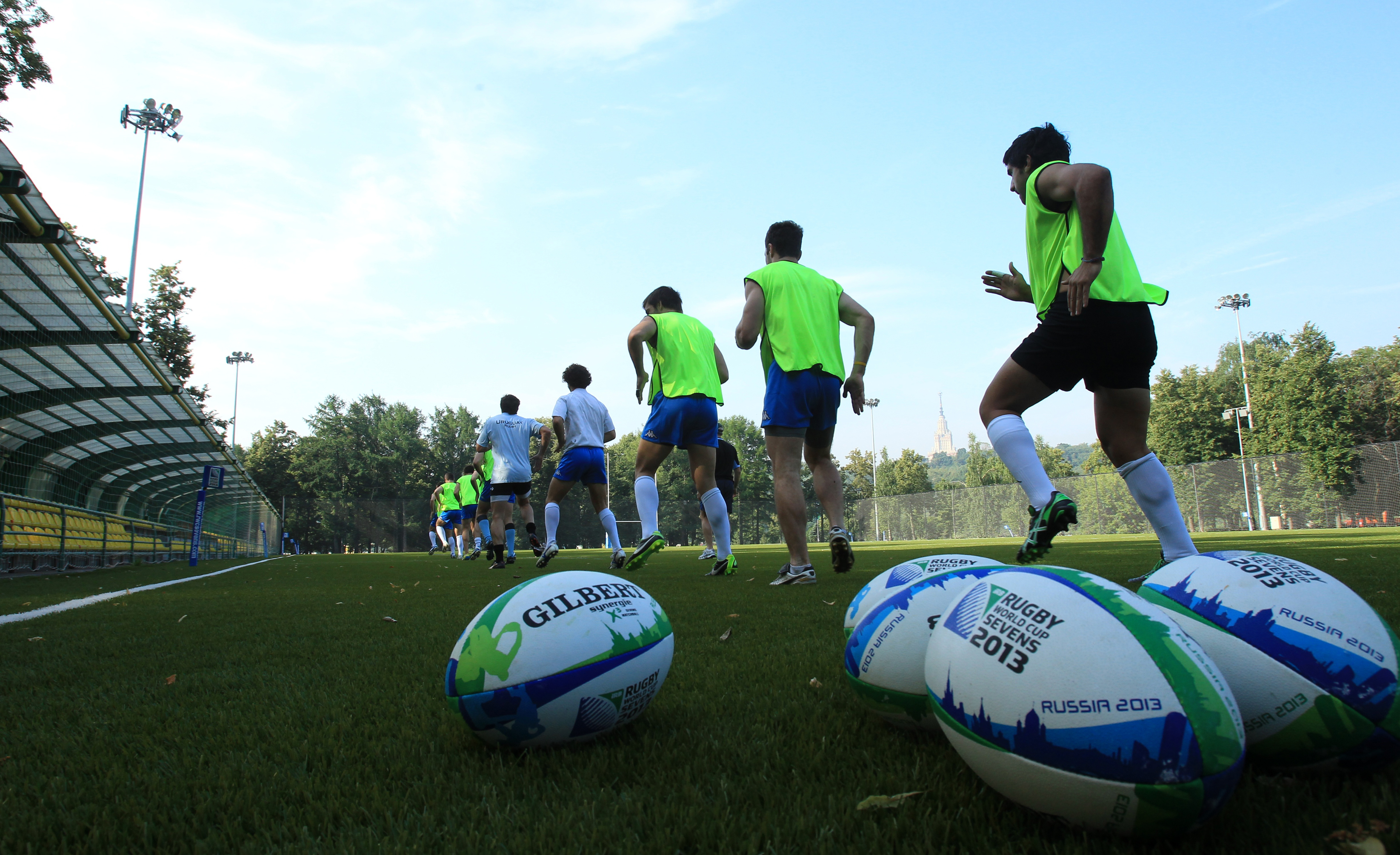 Rugby World Cup Sevens - Moscow 2013