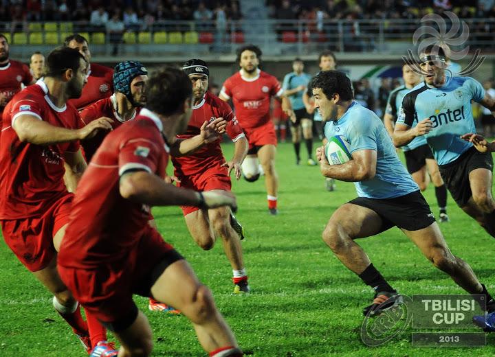 Rugby Georgia