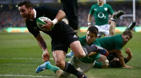 All blacks vs Irreland