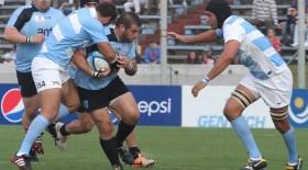 Rugby Internacional - Teros vs. PumasMilton Cabrera 17-05-14