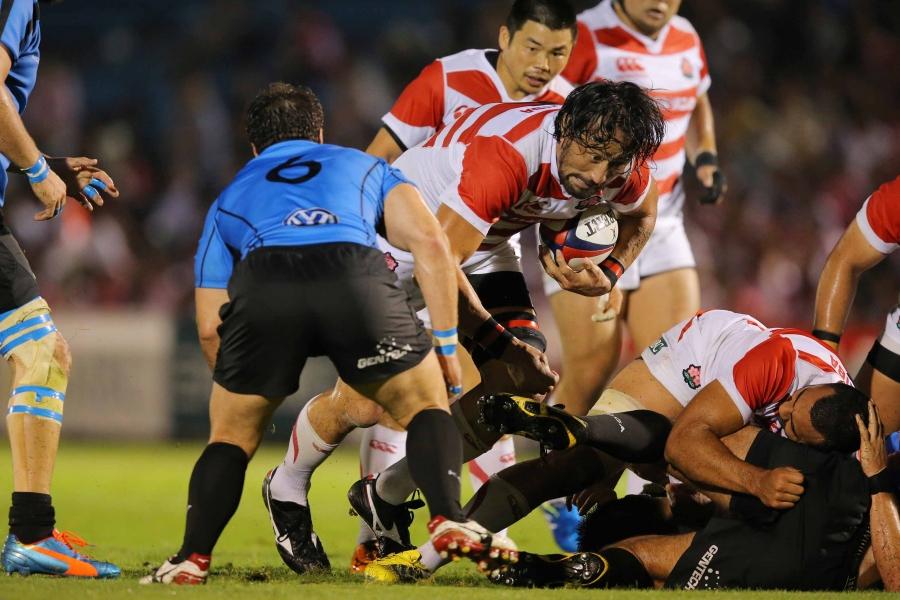 Foto: Japan Rugby