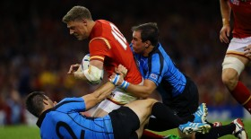 Wales v Uruguay - Group A: Rugby World Cup 2015