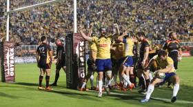 Foto - Rugby no Pacaembu