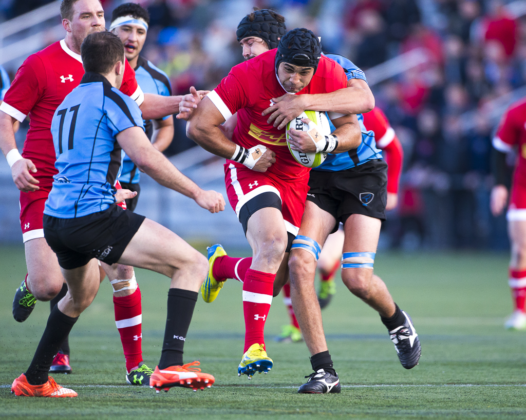 Fotos: Rugby Canadá